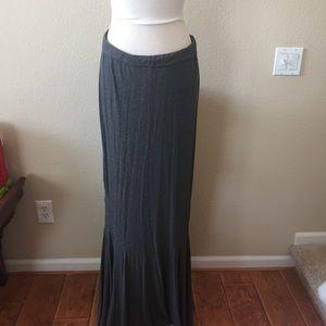 Eri & Ali Maxi skirt from Anthropologie size large